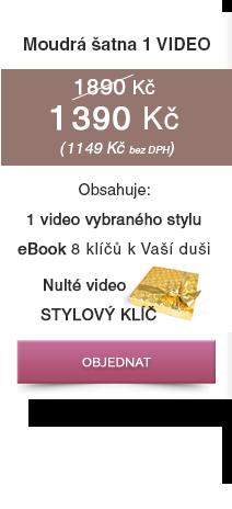 Moudrá šatna - 1 video
